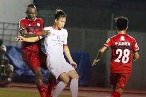 Bất bại sau 6 vòng đấu, CLB TP.HCM giữ ngôi đầu bảng xếp hạng V.League