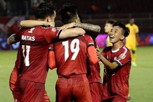 Đánh bại Viettel, TP.HCM vững vàng ở ngôi đầu V-League 2019