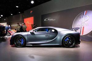 Siêu xe Bugatti mạnh 1.479 mã lực, giới hạn 20 chiếc