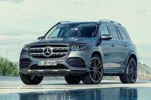 Mercedes-Benz GLS 580 4Matic 2020: Động cơ V8, công suất 504 mã lực