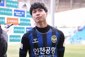 Tiền đạo Công Phượng là 'quả bom' của K-League