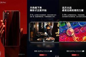 Lenovo Z6 Pro: smartphone khủng chụp ảnh 100 megapixel