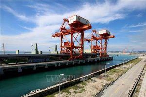 Đưa vào hoạt động Cảng Quốc tế Vĩnh Tân