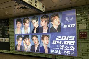 Hình ảnh thành viên EXO có khắp mọi nơi - YoonA (SNSD) đại diện cho snack ăn nhanh và bị fan trêu chọc
