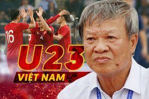HLV Lê Thụy Hải: Tại sao không giữ gìn công sức của ông Park và U23 Việt Nam?