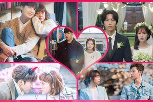 Điểm danh 7 cặp đôi cùng tiến này để thêm động lực có gấu nha mọt phim Hàn Quốc