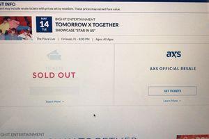 Quả nhiên là 'tân binh khủng long' của K-Pop: Showcase TXT tại Mỹ cháy vé chỉ sau… 5 phút mở bán