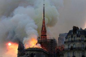 Thảm họa nhà thờ Đức Bà Paris: Hệ thống phòng cháy lỗi