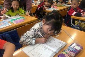 Đầu vào khối tiểu học năm 2019 tại Hà Nội tăng 30.000 học sinh
