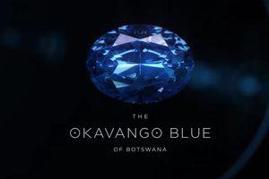 Tìm thấy viên kim cương xanh lớn nhất, khác thường nhất thế giới