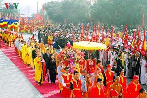 Toàn cảnh lễ công bố Nghị quyết thành lập TP.Chí Linh, Hải Dương