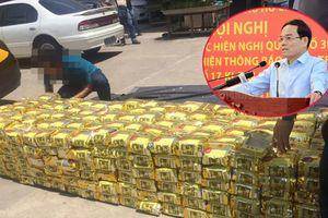 Phó Bí thư TP.HCM: Số ma túy bị bắt tính bằng tấn, giá trị tiền VNĐ không đếm nổi số 0