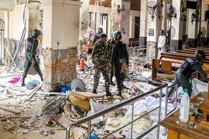 7 nghi phạm bị bắt trong vụ đánh bom hàng loạt ở Sri Lanka