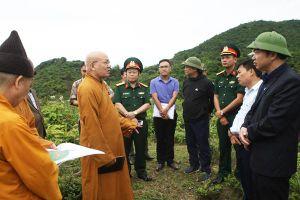 Sắp xây chùa Trúc Lâm trên đảo Trần ngoài khơi Quảng Ninh