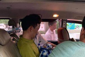 Em trai cậu bé đạp xe 100km xuống Hà Nội thăm em đã qua đời