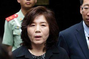 Thứ trưởng ngoại giao Triều Tiên lên án cố vấn an ninh của TT Trump