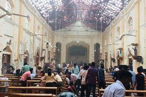Hàng trăm thương vong sau 6 vụ nổ đẫm máu ngày Phục sinh ở Sri Lanka