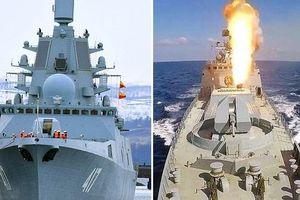 Nga mang chiến hạm mạnh nhất sang thị uy với Trung Quốc