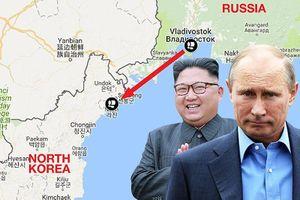 Cuộc gặp thượng đỉnh Nga - Triều Tiên bàn nhiều vấn đề