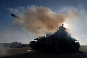 Libya: Ngoại ô thủ đô Tripoli xảy ra nhiều vụ đụng độ lớn