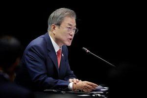Tổng thống Hàn Quốc chuyển thông điệp của Mỹ tới Triều Tiên