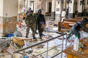 Cảnh sát Sri Lanka xác nhận vụ nổ thứ 8 là đánh bom liều chết