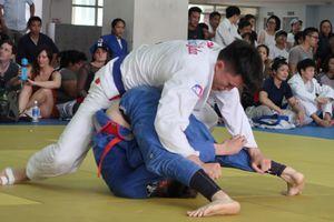 'Đòn bẩy' cho môn Ju-jitsu tại Việt Nam