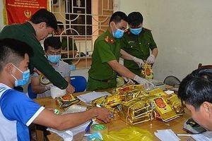 Khởi tố vụ bắt giữ 700kg ma túy đá ở Nghệ An