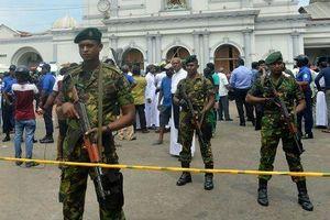 Sri Lanka ban bố lệnh giới nghiệm sau vụ đánh bom thứ 8 trong ngày