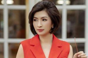 Nguyễn Hồng Nhung: 'Tôi chưa bao giờ mất niềm tin vào đàn ông'