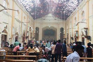 Sri Lanka: Kinh hoàng 6 vụ đánh bom cùng lúc, hơn 560 người thương vong