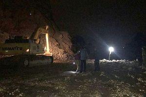Thông tin chính thức vụ một công nhân Công ty CP Phương Nam bị đá vùi lấp