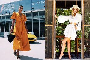 13 xu hướng thời trang 'hót hòn họt' hè này, cô gái nào cũng mê
