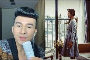 Bỏ xa kiểu tóc 'củ hành cuốn lô' của Đan Trường, Hari Won bất ngờ hot nhất tuần với tấm ảnh 'bầu' vượt mặt