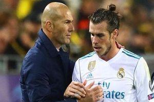 HLV Zidane ngán ngẩm nói về Mbappe và Bale