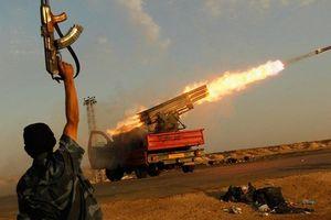 Không quân đồng minh của Quân đội Quốc gia Libya LNA không kích lực lượng dân quân GNA