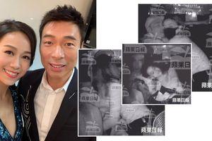 Huỳnh Hạo Nhiên tức giận Huỳnh Tâm Dĩnh, sợ phim 'Bằng chứng thép 4' bị liên lụy