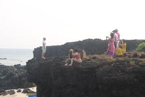 Khám phá vẻ đẹp hoang sơ của đảo Bé, 'thiên đường nhỏ' của huyện đảo Lý Sơn
