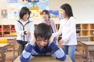 Dạy con trẻ ứng xử với bạo lực học đường