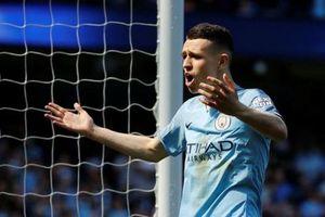 Man City 1-0 Tottenham: Đòi nợ thành công