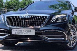 Mercedes-Maybach S450 2019 đầu tiên cập bến Việt Nam, giá từ 7,3 tỷ đồng