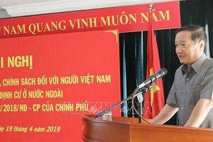 Lần đầu tiên triển khai việc phổ biến Nghị định số 102 tại Lào