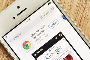 Trinh duyệt Chrome trên iOS gặp lỗ hổng bảo mật nguy hiểm