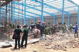 Thêm nạn nhân trong vụ sập tường công trình đang thi công ở Vĩnh Long qua đời