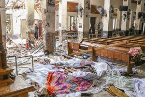 Tấn công khủng bố rung chuyển Sri Lanka: 160 người chết và hơn 360 người bị thương