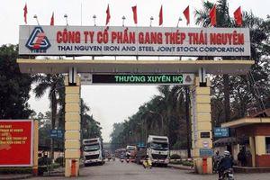 Khởi tố, bắt tạm giam 5 bị can liên quan đến vụ án tại Công ty Gang thép Thái Nguyên