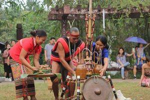 Độc đáo Lễ hội cúng cơm mới của dân tộc X'tiêng