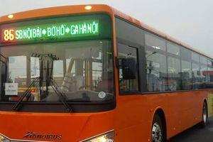 Mở tuyến buýt chất lượng cao kết nối khu vực Hà Đông tới sân bay Nội Bài