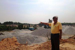 Núi Thành (Quảng Nam): Lấy đất của dân giao cho doanh nghiệp khai thác đá