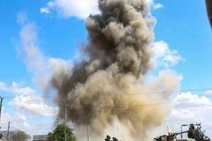 Phe Benghazi không kích dữ dội Tripoli